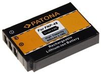 Fotobaterie Patona pro Fujifilm NP-48 850mAh Li-Ion