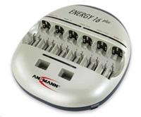 Baterie - Ansmann Energy 16 Plus nabíječka