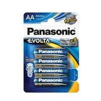 PANASONIC Alkalické baterie - EVOLTA Platinum AA 1.5V balení - 4ks