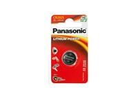 PANASONIC Mincové (knoflíkové) baterie CR-2025 - lithiové 3V balení - 1ks