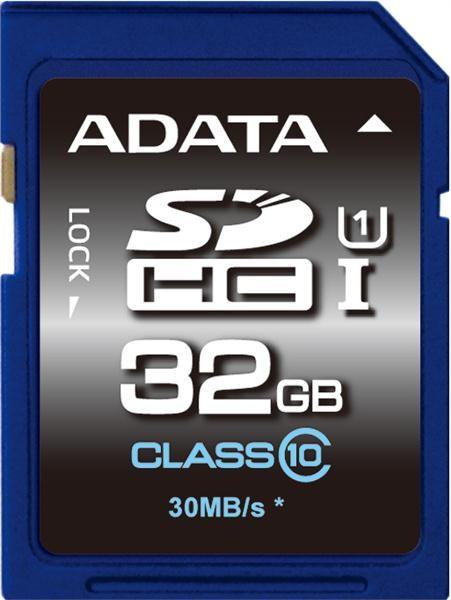 ADATA SDHC karta 32GB UHS-I Class 10 Premier