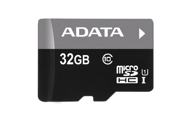 ADATA Micro SDHC karta 32GB UHS-I Class 10 + USB v3 Premier