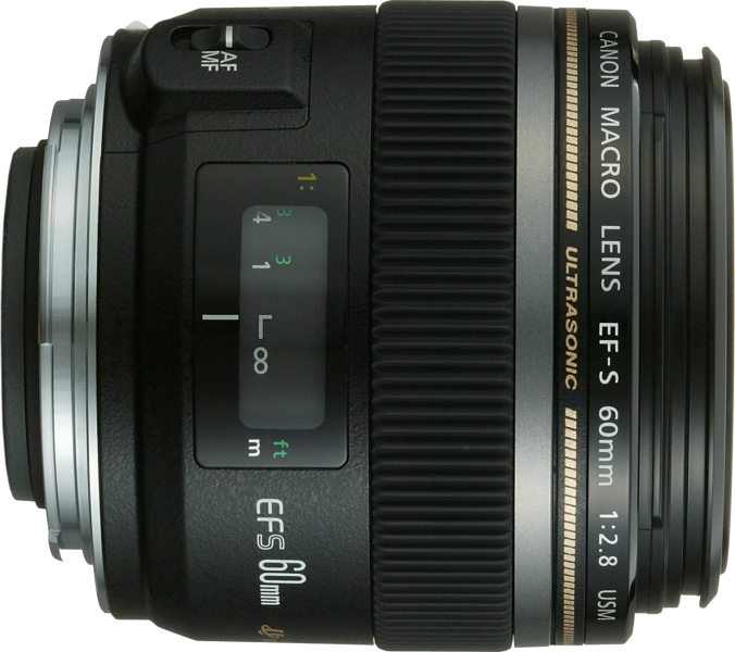 Canon EF-S 60mm