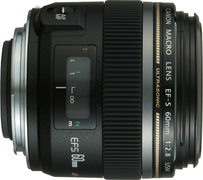 Canon EF-S 60mm f/2,8 USM