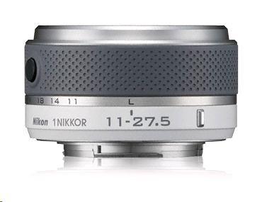 NIKON 11-27.5mm F3.5-5.6 1 Nikkor bílý