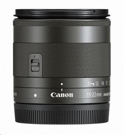 Canon EF-M 11-22 F4.0-5.6IS STM
