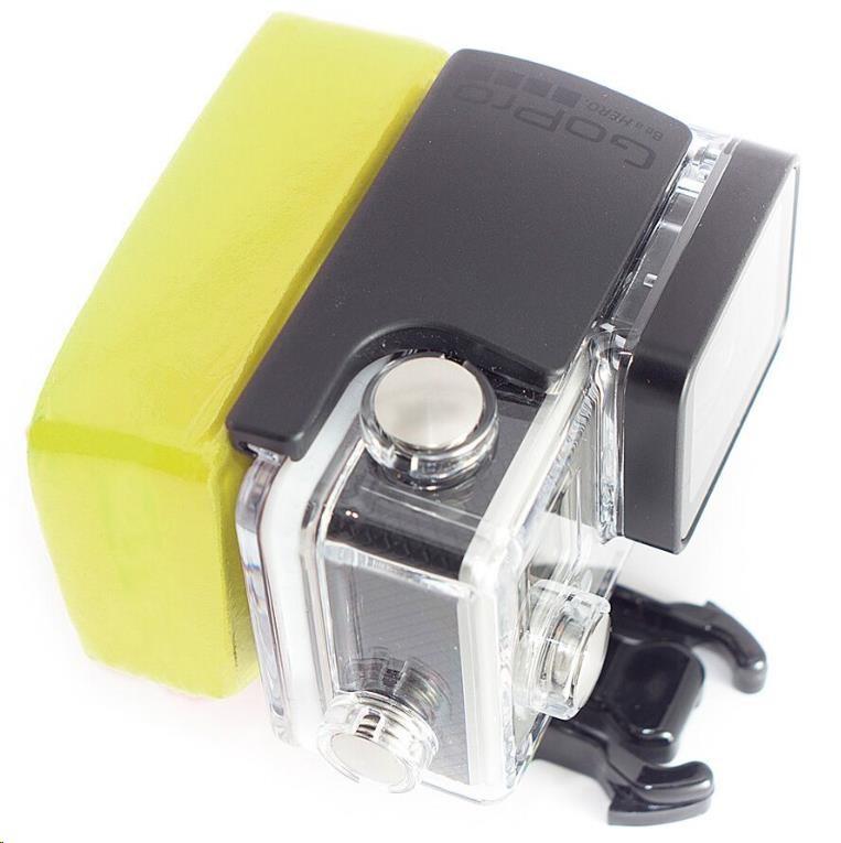 MadMan Plovák pro GoPro s náhradními dvířky žlutý
