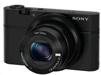SONY DSC-RX100 Cyber-Shot černý