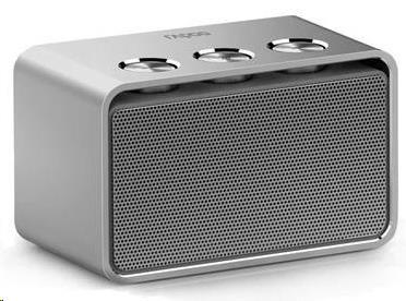 RAPOO Bezdrátový Portable NFC reproduktor A600, white (Bluetooth)