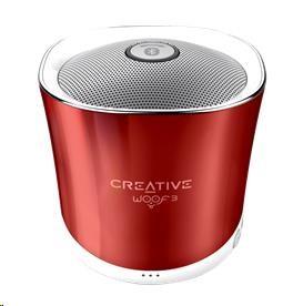 Creative WOOF3 červený