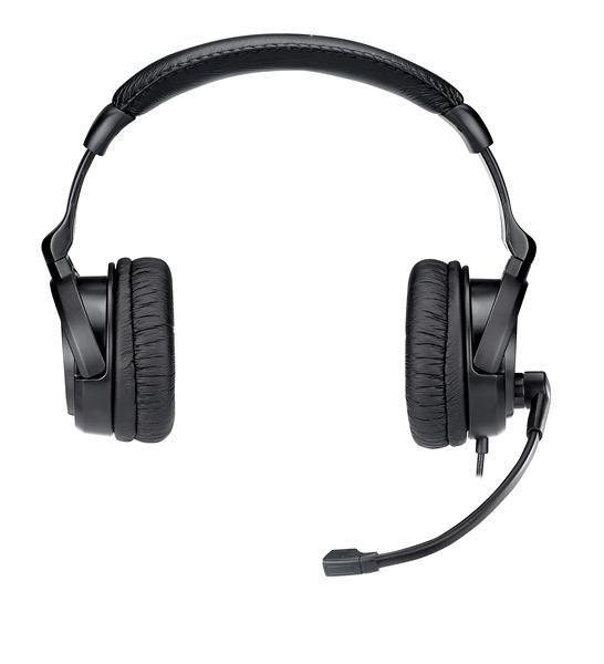 GENIUS sluchátka s mikrofonem HS-G500V Gaming, s vibracemi