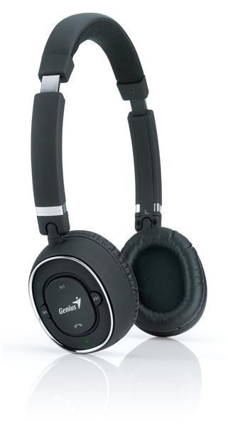 GENIUS sluchátka s mikrofonem HS-980BT, bluetooth