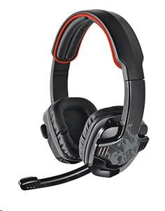 TRUST Sluchátka s mikrofonem GXT 340 7.1 Surround Gaming Headset