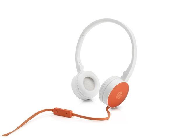 HP H2800 Orange Headset - REPRO