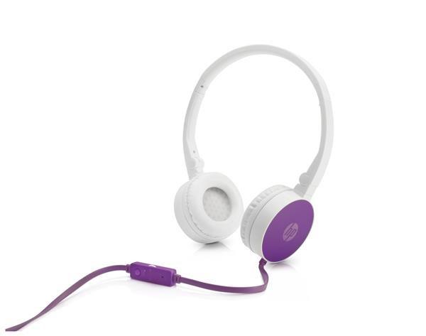 HP H2800 Purple Headset - REPRO