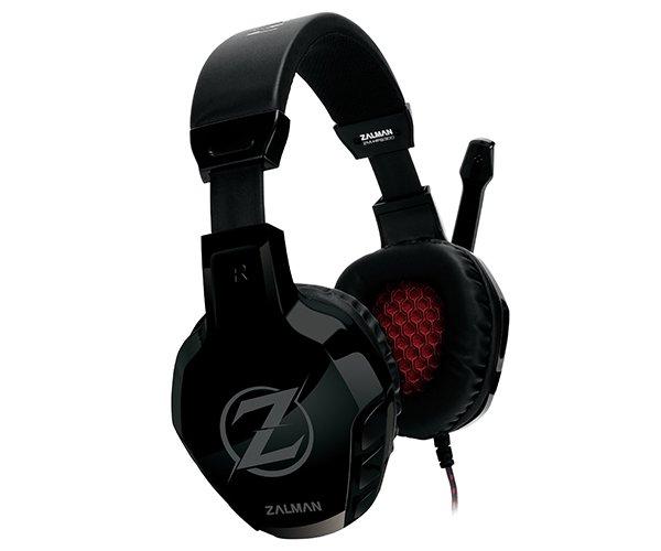 Herní sluchátka Zalman ZM-HPS300 50mm driver