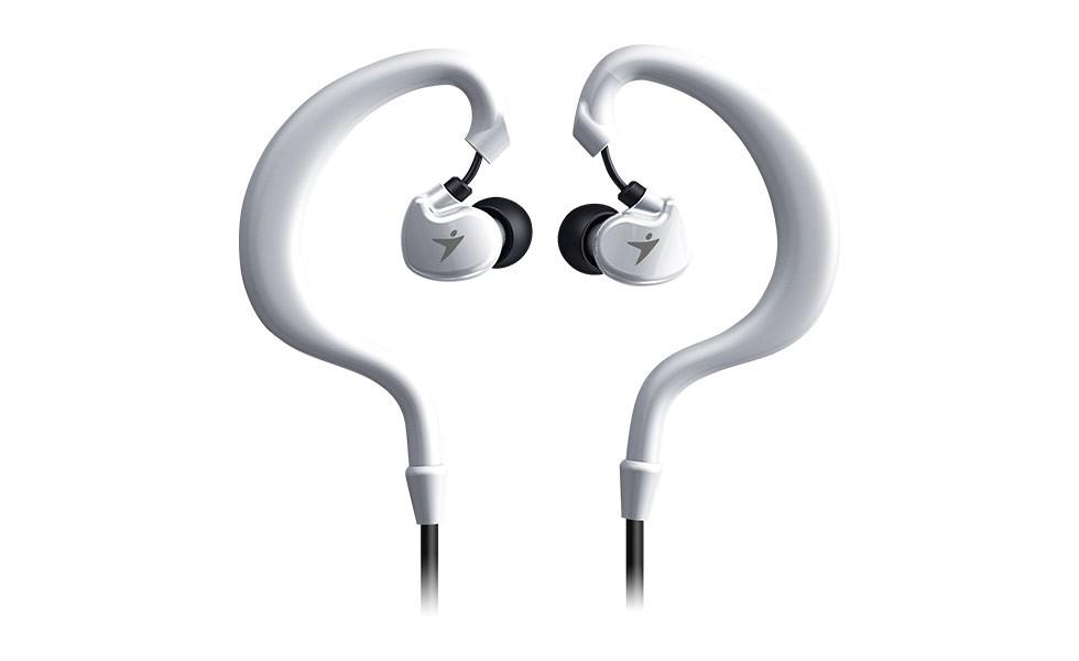 GENIUS sluchátka s mikrofonem HS-M270, bílá