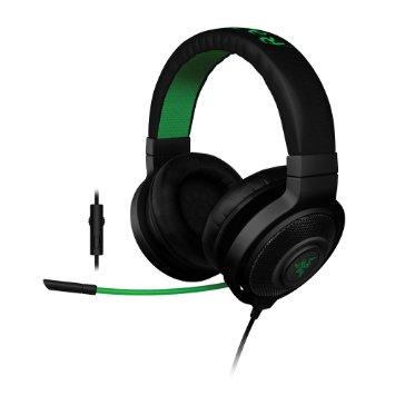 RAZER sluchátka s mikrofonem KRAKEN PRO 2015 Black Analog Gaming Headset