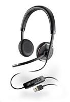 PLANTRONICS náhlavní souprava na obě uši se sponou - (BLACKWIRE C520)