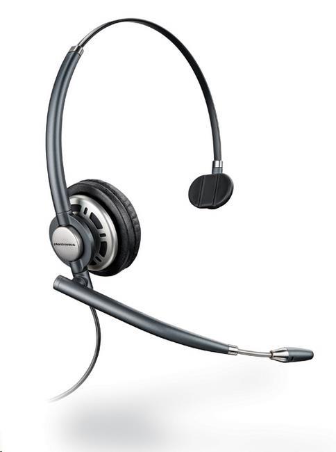 PLANTRONICS EncorePro náhlavní soupava na jedno ucho se sponou (HW710)