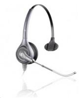 PLANTRONICS náhlavní souprava SupraPlus na jedno ucho se sponou (HW351/A)