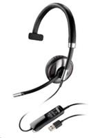 PLANTRONICS náhlavní souprava BLACKWIRE C710, USB, mono
