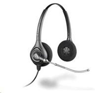 PLANTRONICS náhlavní souprava SupraPlus na obě uši se sponou (HW261/A)