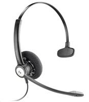 PLANTRONICS Entera náhlavní souprava na jedno ucho se sponou (HW111N/A)