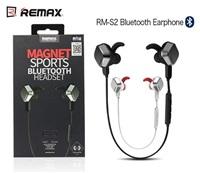 REMAX sluchátko S2 magnet , bluetooth řada , vhodné pro mobilní telefony, černá barva