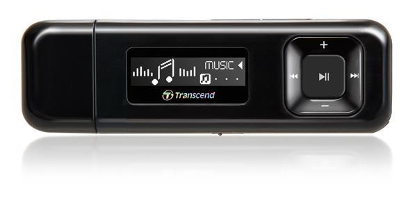 Transcend MP330 černý