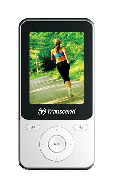 Transcend MP710 bílý