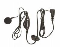 Motorola lehká náhlavní souprava 00174 pro TLKR a další, tlačítko PTT