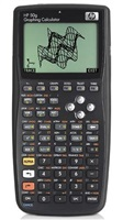 HP 50g Graphing