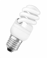 "OSRAM Úsporná zářivka DULUXSTAR MINITWIST ""kroucené"" DST MTW 12W, E27, 865 (studená bílá)"