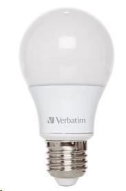 VERBATIM LED žárovka,LED Classic A E27 9W 2700K WW 810LM 220 DEG Frosted