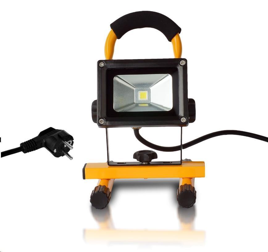 Whitenergy přenosné LED světlo