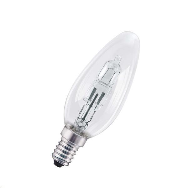 """OSRAM Halogenová žárovka CL B """"svíce"""" 64543 46W, E14"""