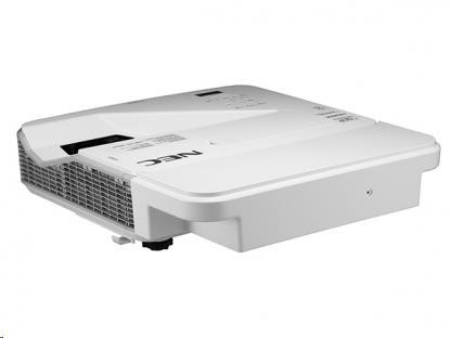 NEC DLP U321H + wall mount