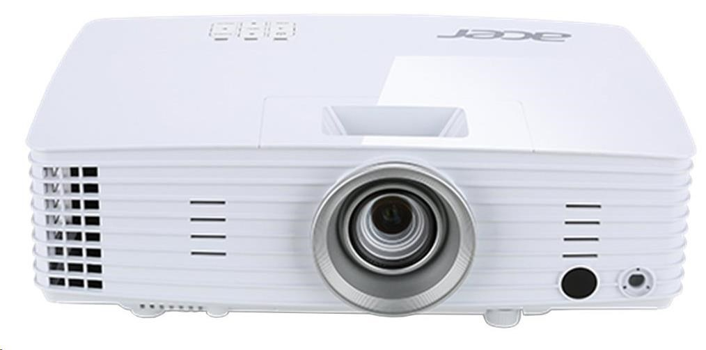 ACER Projektor U5520B- 1080p 1920x1080, 3000LUMENS, 10 000:1, VGA, HDMI, 5.5Kg, repro, živ.l. 3000