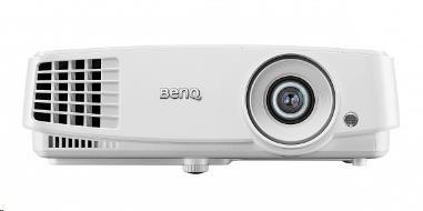 BENQ Dataprojektor MW571, DLP; WXGA;HDMI, 3200 ANSI; High Contrast Ratio 13,000:1; 10 00 hrs lamp life, speaker