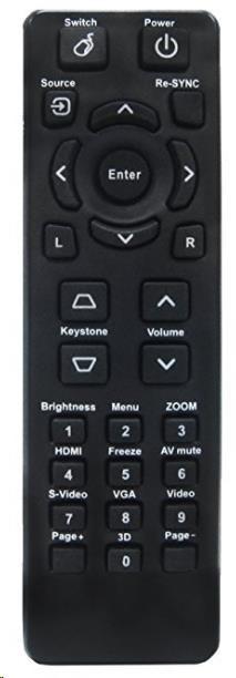 Optoma dálkový ovladač pro EX551/0/ES550/1