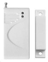 iGET P4 SECURITY Bezdrátový magnetický senzor pro dveře/okna, detekce při otevření (oddálení magnetu)