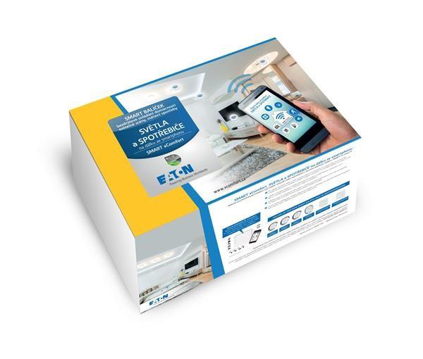 SMART xComfort SVĚTLA a SPOTŘEBIČE na dálku ze smartphonu