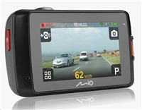 MIO MiVue 658 WiFi Touch Super HD DashCam