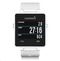 Garmin monitorovací náramek a hodinky Vívoactive White HR Premium