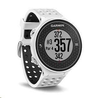 Garmin Approach S6 bílá Lifetime