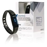 VÝPRODEJ - KÖNIG Bluetooth fitness náramek - KN-ACTBL10B