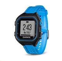Garmin Forerunner 25, LG, Black/Blue, GPS, EU