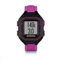 Garmin Forerunner 25, SM, Black/Purple, GPS, EU