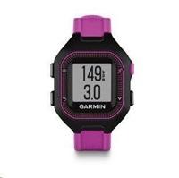 Garmin Forerunner 25, SM, Black/Purple, GPS, EU